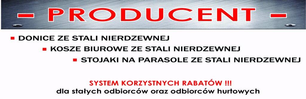 producent donic stalowych nierdzewnych 1